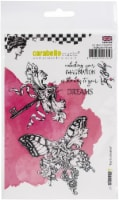 Carabelle Studio Cling Stamp A6 By Jen Bishop-Key To Dreams - 1