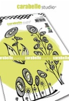 Carabelle Studio Cling Stamp A6 By Azoline-Sunflowers - 1