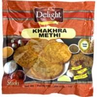 Delight Khakhra Methi - 200 Gm - 1 unit