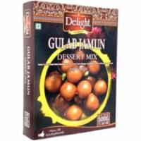 Delight Gulab Jamun Dessert Mix - 500 Gm - 1 unit