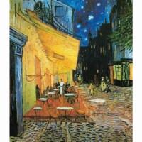 Eurographics 30376390 Van Gogh Cafe at Night Jigsaw Puzzle - 1000 Piece - 1