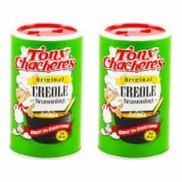 Tony Chacheres Seasoning Creole 8 Oz (2 Pack) - 2 Pack/8 Ounce