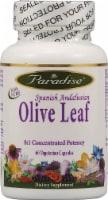 Paradise Herbs Olive Leaf Vegetarian Capsules 250 mg - 60 ct
