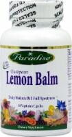 Paradise Herbs European Lemon Balm Vegetarian Capsules - 60 ct