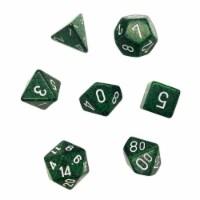 Chessex 7 Set Polyhedral Dice Recon CHX25325 - 1 Unit