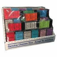 Best Of Chessex 16Mm D6 Dice Sampler - EACH