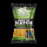 505 Southwestern Hint of Hatch Stone Ground Tortilla Chips - 9.5 oz