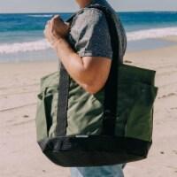 Nylon Multi Pocket Sand-free Tote - 1