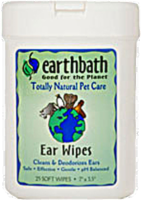 Ear Wipes Dogs