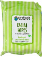 Earthbath  Facial Wipes for Dogs Cats Puppies and Kittens