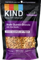 KIND Healthy Grains Maple Quinoa Clusters With Chia Seeds - 11 oz