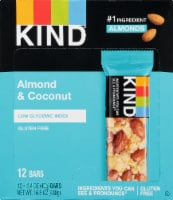KIND Almond & Coconut Fruit & Nut Bars