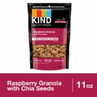 KIND Healthy Grains Raspberry Clusters with Chia Seeds - 11 oz