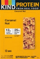 KIND Protein Caramel Nut Bars