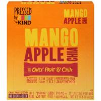 KIND Mango Apple Chia Fruit Bars