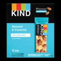 KIND Almond & Coconut Gluten Free Bars