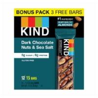 KIND Dark Chocolate Fitness Bars