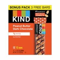 KIND Peanut Butter Dark Chocolate Nutrition Bar - 15 ct / 1.4 oz
