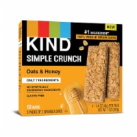 KIND Simple Crunch Oats & Honey Granola Bars 10 Count