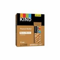KIND® Peanut Butter Bars - 12 ct / 1.40 oz