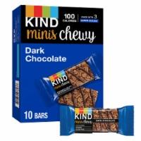 KIND Mini Chewy Dark Chocolate Granola Bars