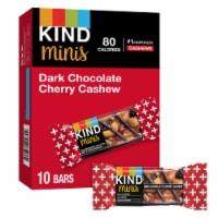 KIND Minis Dark Chocolate Cherry Cashew Bars