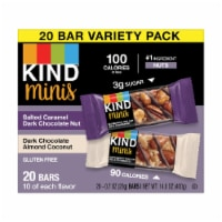 KIND Minis - Assorted - 20 ct