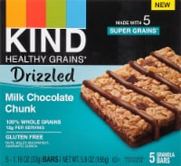 KIND Milk Chocolate Chunk Granola Bars