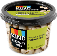 KIND® Roasted Salted In-Shell Pistachios - 7 oz