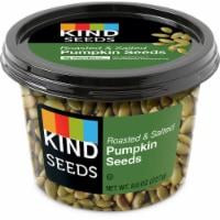 KIND Roasted Salted Pumpkin Seeds