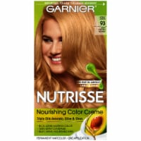 Garnier Nutrisse 93 Light Golden Blonde Nourishing Color Creme Hair Color
