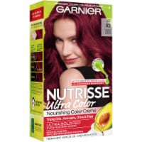 Garnier Nutrisse Ultra Color Medium Intense Auburn Hair Color Kit