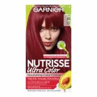 Garnier Nutrisse Ultra Color Nourishing Color Creme - Light Intense Auburn R3