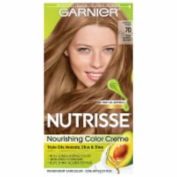 Garnier Nutrisse 70 Dark Natural Blonde Hair Color
