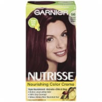 Garnier Nutrisse 56 Medium Reddish Brown Nourishing Color Creme