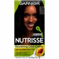 Garnier Nutrisse 10 Black Hair Color