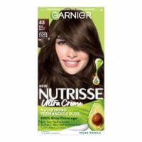 Garnier Nutrisse 43 Dark Golden Brown Hair Color