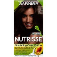 Garnier Nutrisse 51 Medium Ash Brown Hair Color