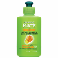 Garnier Fructis Sleek & Shine Leave-In Conditioner Cream
