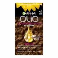 Garnier Olia Oil Powered Light Golden Brown Permanent Hair Color