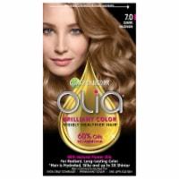 Garnier Olia 7.0 Dark Blonde Oil Powered Hair Color