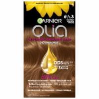Garnier Olia Lightest Golden Brown 6 1/2.3 Hair Color - 1 ct