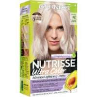 Garnier Nutrisse PL1 Lightest Platinum Advanced Lightening Creme Hair Color