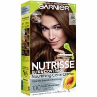 Garnier Nutrisse Ultra Coverage 600 Spiced Hazelnut Hair Color