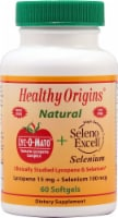 Healthy Origins  Lyc-O-Mato® Plus Seleno Excell™ Selenium Supplement