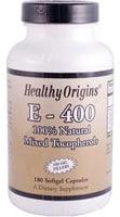 Healthy Origins  E-400