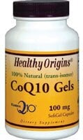 Healthy Origins  CoQ10 Gels