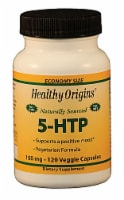 Healthy Origins Naturally Sourced 5-HTP 100mg Veggie Capsules