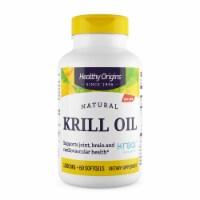 Healthy Origins Krill Oil 1000 mg Softgels