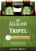 Allagash Tripel Belgian Style Golden Ale